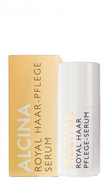Alcina Royal Haar Pflege Serum, 30 ml