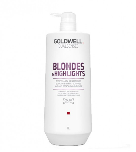 Goldwell Blondes & Highlights Anti Yellow Conditioner 1000 ml