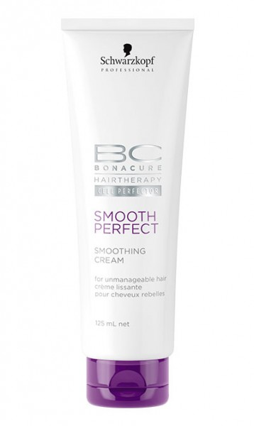BC Bonacure Smooth Perfect Smoothing Cream, 125 ml