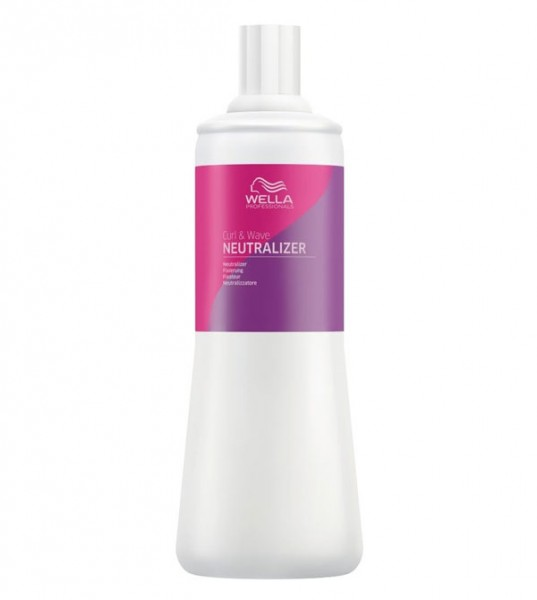 Wella Texture Plex Creatine Wave & Curl Neutralizer Fixierung