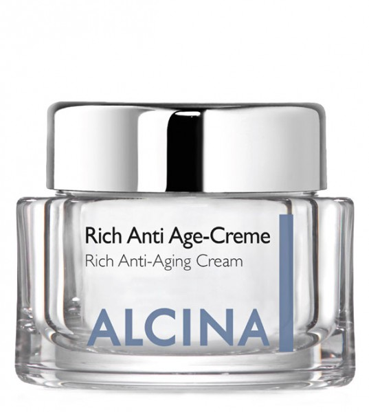 Alcina Rich Anti-Age Creme, 50 ml