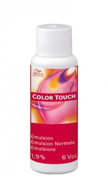 Wella Color Touch Emulsion 1,9% 6Vol, 60 ml