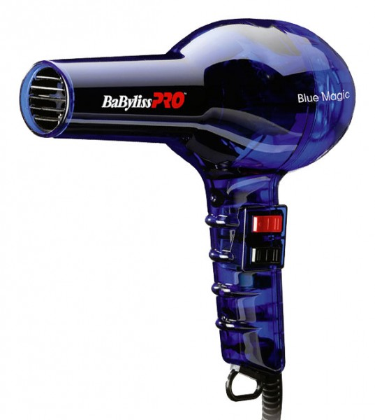 BaByliss Pro Blue Magic Haartrockner, 1400 Watt