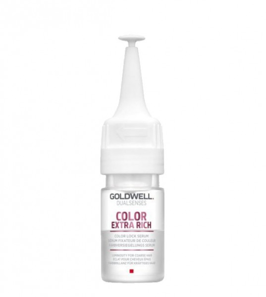 Goldwell Color Extra Rich, Color Lock Serum, 12x18 ml