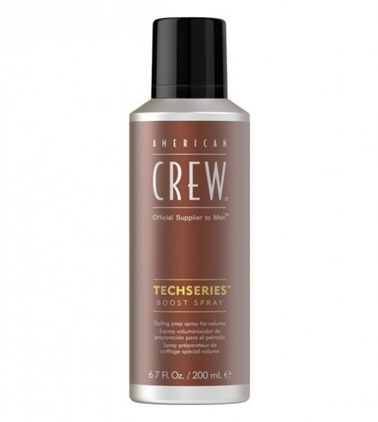 American Crew Techseries Boost Spray, 200 ml