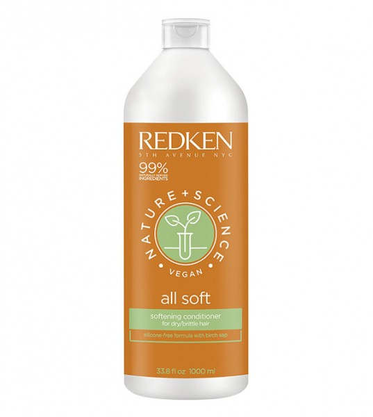 Redken Nature + Science All Soft Conditioner 1000 ml