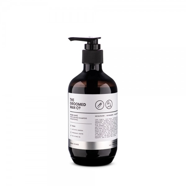 Musk Have Hair & Beard Shampoo 300 ml