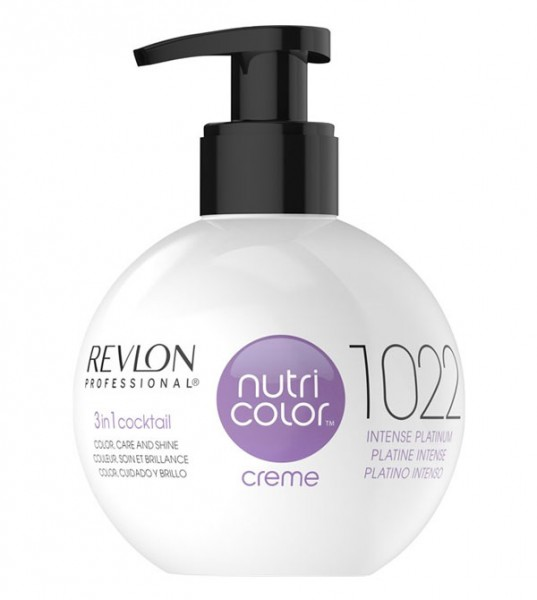 Revlon Nutri Color Creme Platin intensiv (1022) 270 ml