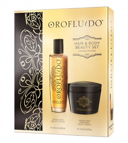 Orofluido Hair & Body Beauty Set