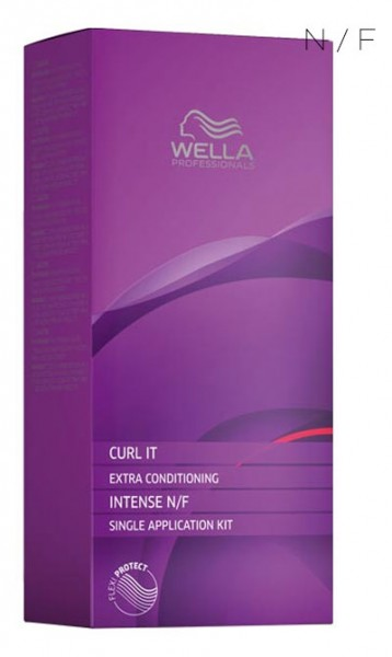 Wella Curl it Extra Conditioning Kit Intense N/F,