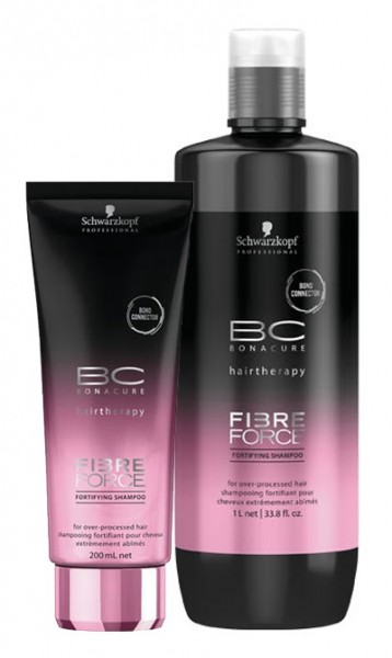 BC Bonacure Fibre Force Fortifying Shampoo
