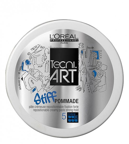 Loreal tecni.art fix, Stiff Pommade, 75 ml