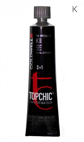 Goldwell Topchic Effects K Kupfer, 60 ml