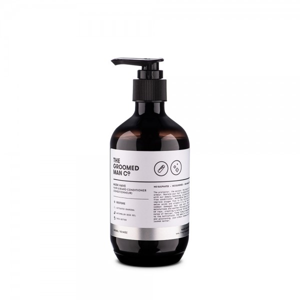 Musk Have Hair & Beard Conditioner 300 ml