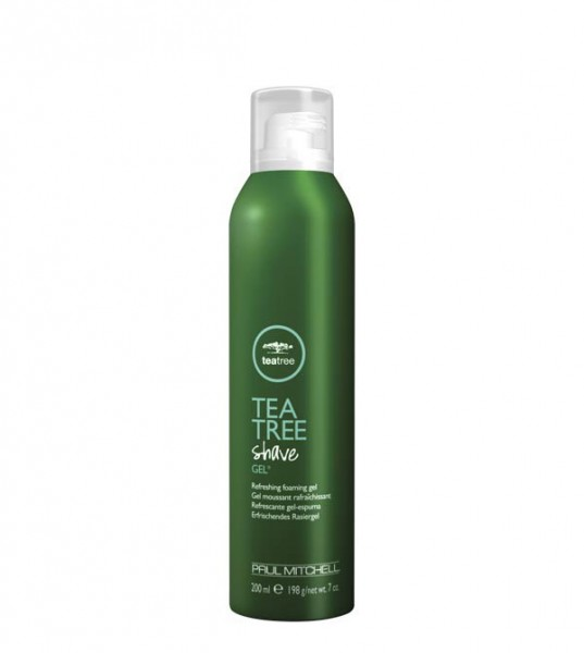Paul Mitchell Tea Tree Shave Gel, 200 ml