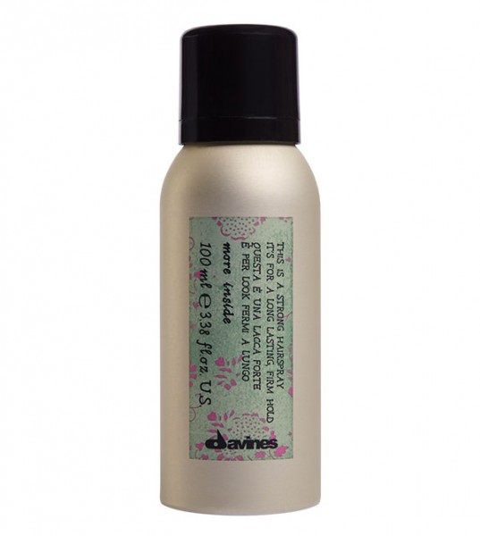 Davines More Inside Strong Hold Hairspray 100 ml