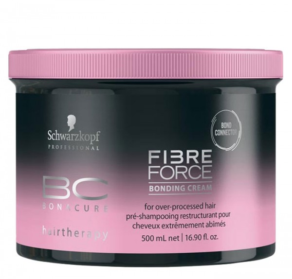 BC Bonacure Fibre Force Bonding Cream, 500 ml