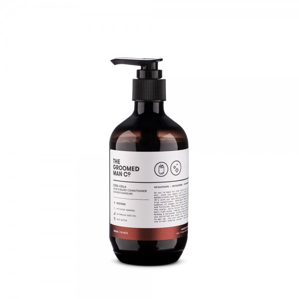 Cool Cola Hair & Beard Conditioner 300 ml