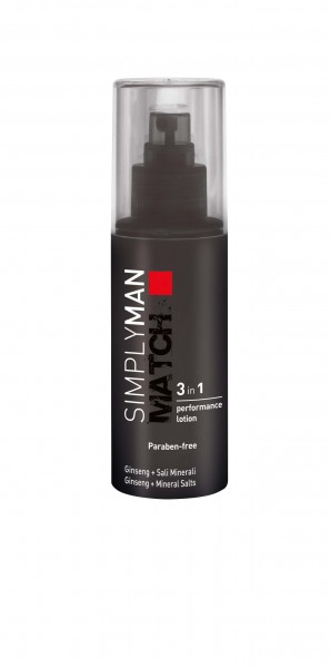 Nouvelle Man 3in1 Lotion 100ml Leave in Styling Simply Man