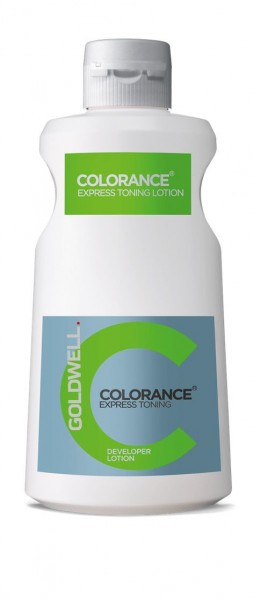 Goldwell Colorance Express Toning Lotion, 1L