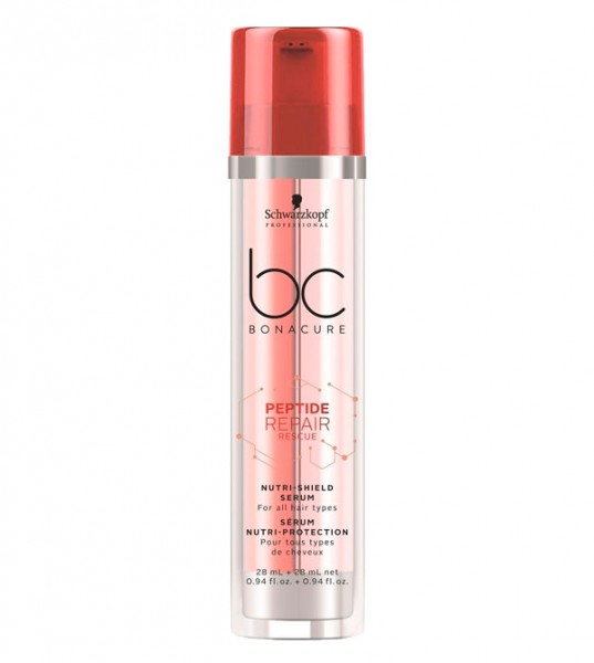 BC Bonacure Peptide Repair Rescue Nutri- Shield Serum