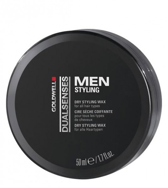 Goldwell For Men, Dry Styling Wax, 50 ml