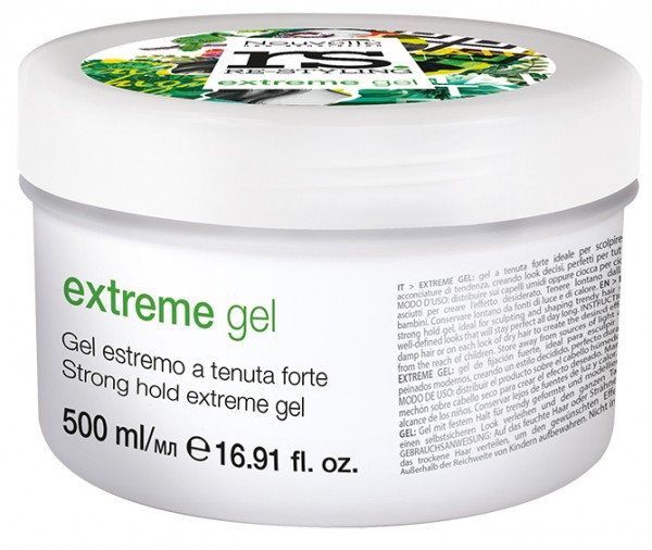 "Nouvelle RS Extreme Gel 500ml Modelliergel stark ""Styling"""
