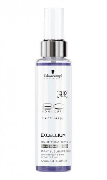 BC Bonacure Excellium Beautifying Silver Spray, 100 ml
