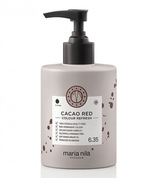 Maria Nila Colour Refresh Cacao Red 6,35 300 ml