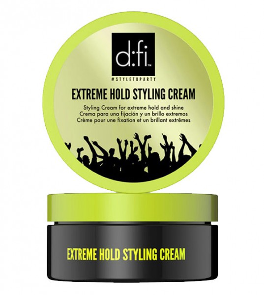 d:fi Extreme Hold Styling Cream, 75 ml
