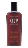 American Crew Power Cleanser Style Remover Shampoo, 250 ml