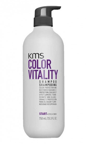 KMS Colorvitality Shampoo 750 ml