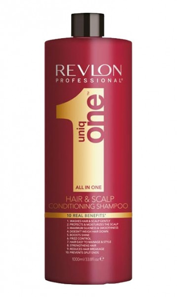 Revlon uniq ONE Conditioning Shampoo, 1000 ml
