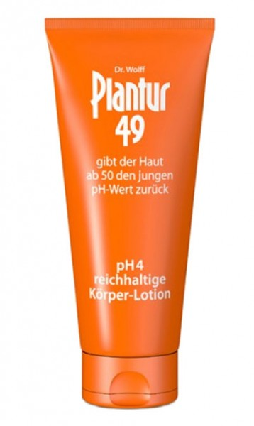 Plantur 49 pH4-Körper-Lotion, 200 ml