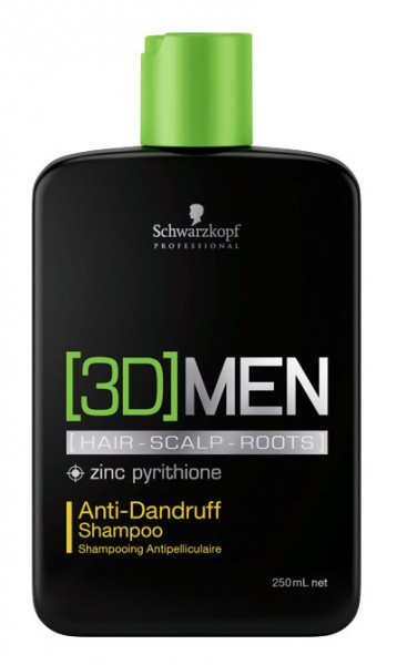 3D Mension Anti-Schuppen Shampoo, 250 ml