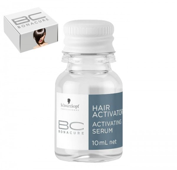 BC Bonacure Hair Activator Haaraktivierungs-Serum, 7 x 10 ml