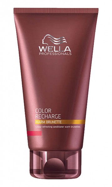 Wella Care Color Recharge Warm Brunette Conditioner, 200 ml
