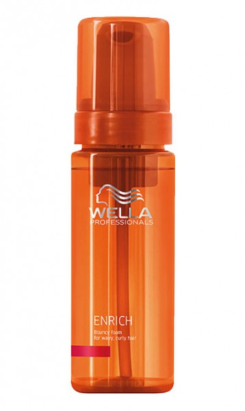 Wella Care Enrich Bouncy Foam, 150 ml