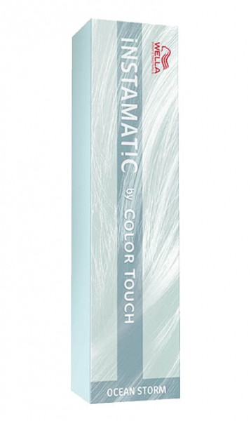 Wella Color Touch Instamatic Ocean Storm