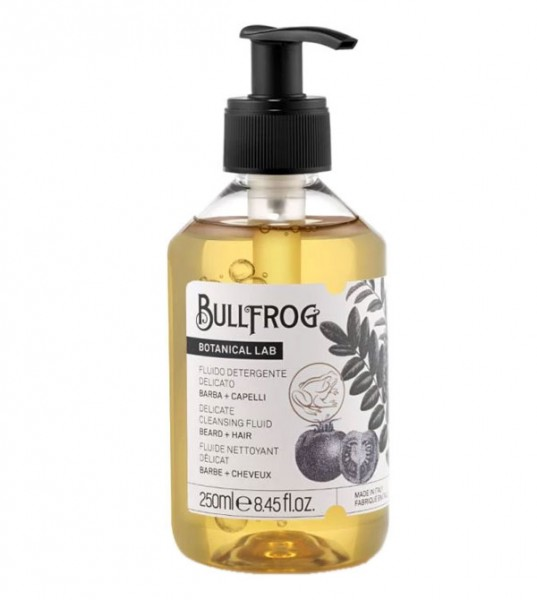 Bullfrog Botanical Delicate Cleansing Fluid 250 ml