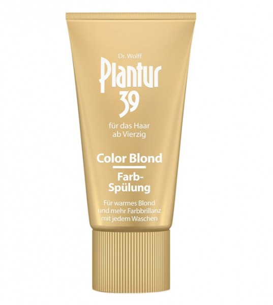 Plantur 39 Color Blond Farb-Spülung 150 ml