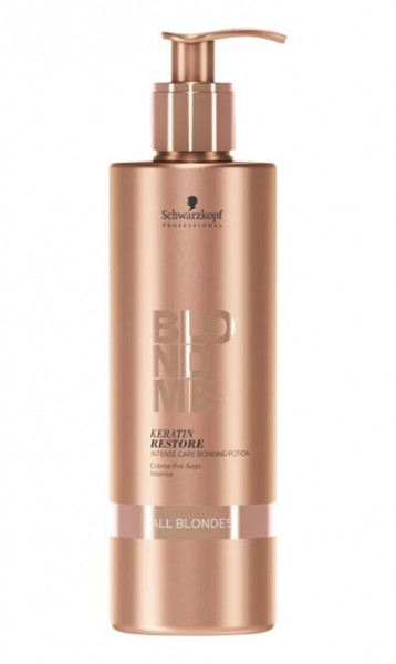 BlondMe Keratin Restore Intense Care Bonding Potion, 150 ml
