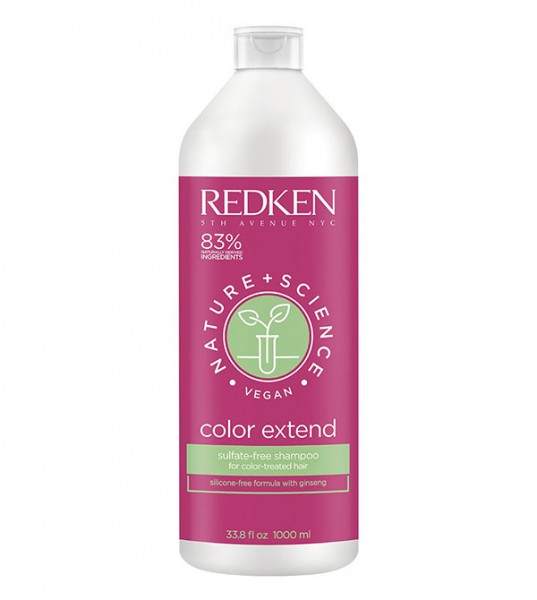 Redken Nature + Science Color Extend Shampoo 1000 ml