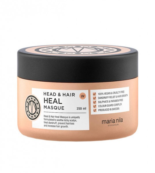 Maria Nila Head & Hair Heal Masque, 250 ml