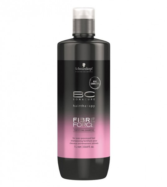 BC BONACURE Fibre Force Shampoo 1000 ml