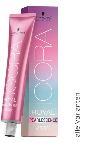IGORA Royal Pearlescence (alle Varianten), 60 ml