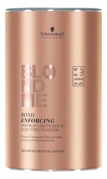 BlondMe Bond Enforcing Premium Lightener 9+, 450 g