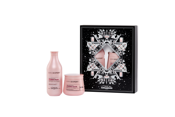 L'Oréal Professionnel Serie Expert Vitamino Color XMAS Box