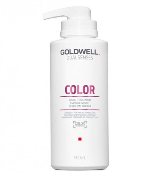Goldwell Dualsenses Color 60 sek Treatment, 500 ml