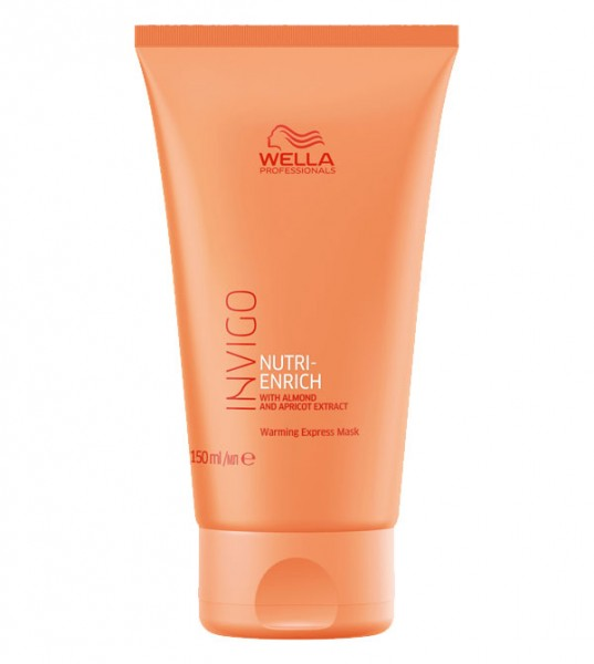 Wella Invigo Nutri-Enrich Self Warming Mask 150 ml